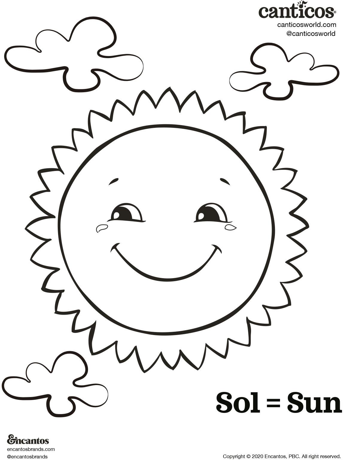 Sun-Coloring-Sheet