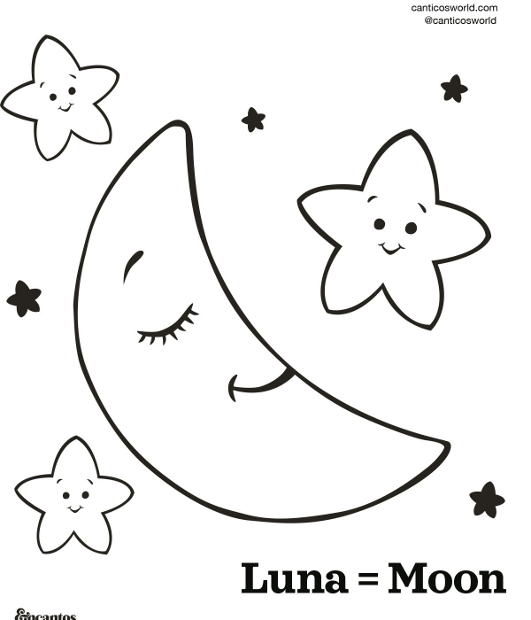 Moon-Coloring-Sheet